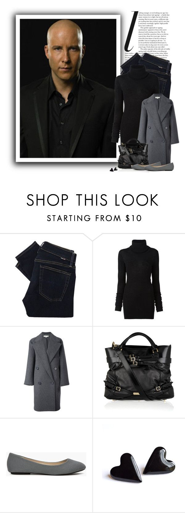 """Lex Luthor (Smallville)"" by ameve ❤ liked on Polyvore featuring Polo Ralph Lauren, Isabel Marant, STELLA McCARTNEY and Burberry"