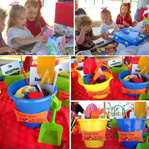 Backyardigans Party - Some great ideas for the kids birthday party