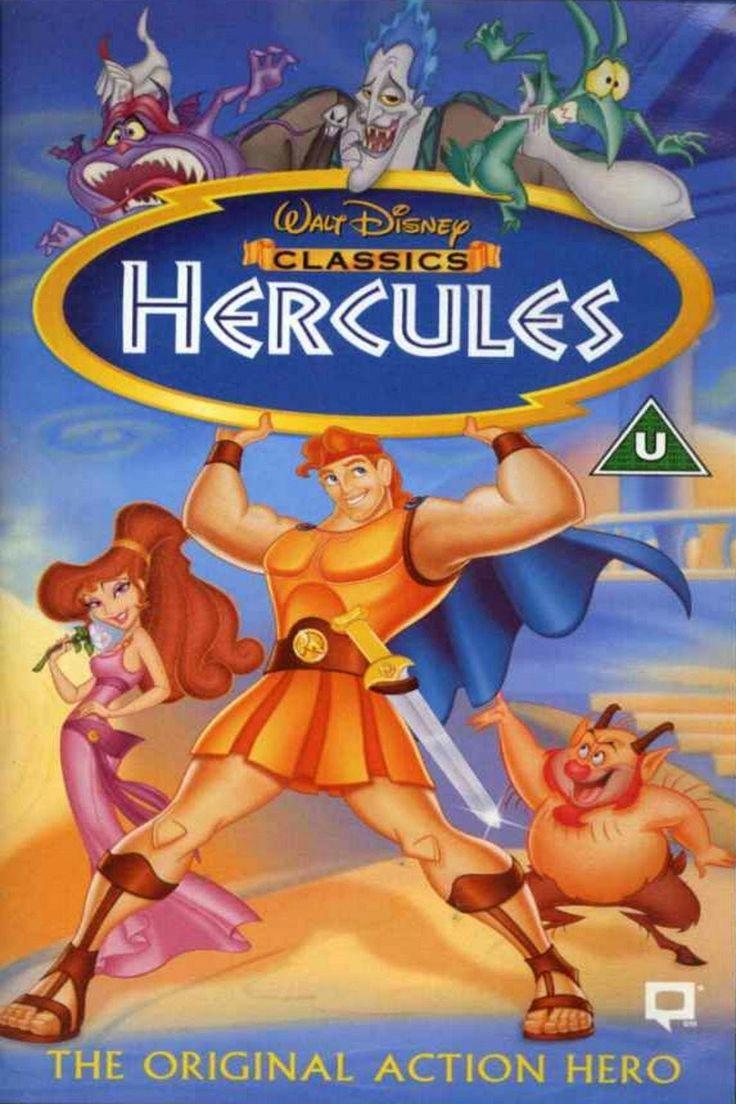 Hercules 1997 Disney Watch Online Free Animated