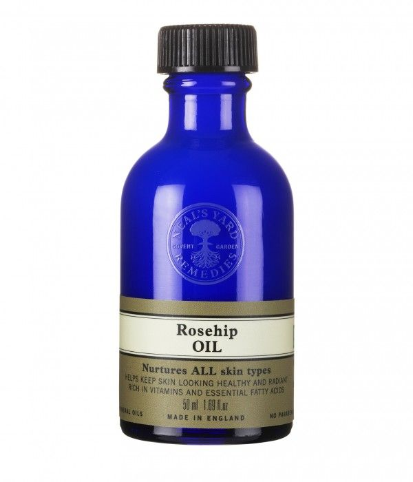 For radiant skin you need Rosehip oil