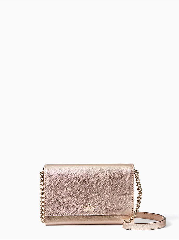 Rose gold | Kate Spade | bags | metallic bags | trending styles | gift ideas