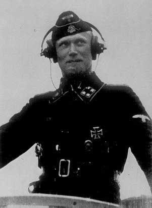 Christian Tyschen. Brillant chef de char de la SS.