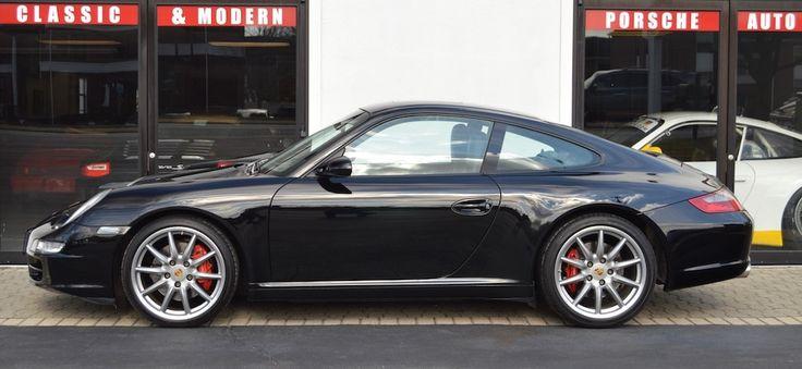 2008 Porsche Carrera S (997) Coupe - Holt Motorsports - used porsche 911 dealer, certified pre owned, porsche 911,porsche 993,porsche 996
