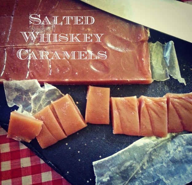 Homemade salted whiskey caramels | 26 Essentials Every Whiskey Lover Should Own