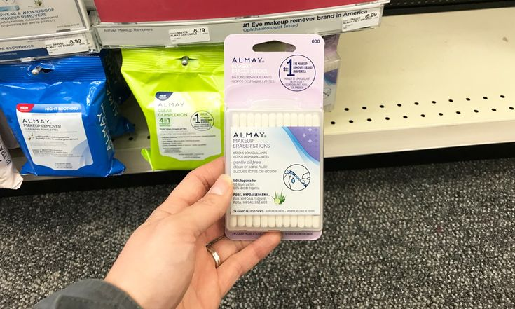 Almay Makeup Remover, Only $0.62 at CVS!