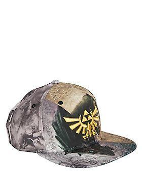 d23bfbdd7ae ... order the legend of zelda twilight princess split crown snapback hat  3799a e1a7e