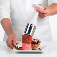 Cuisipro Ice Cream Scoop and Stack