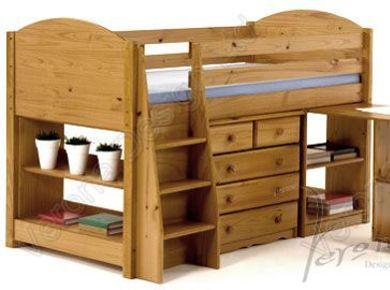 36 Best Toddler Beds Images On Pinterest Bunk Beds