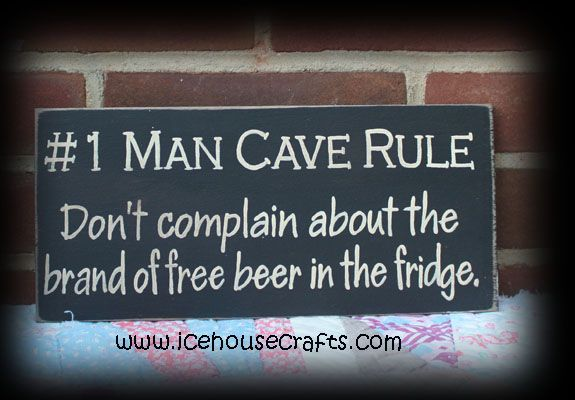 Man Cave Funny Signs : Images about man cave stuff on pinterest wood wall