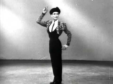 Махмуд Эсамбаев — Испанский танец