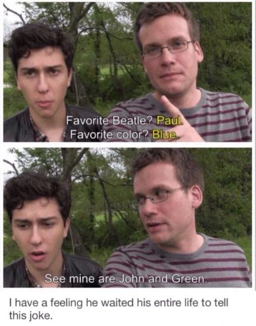 john green, funny, and paper towns Bild