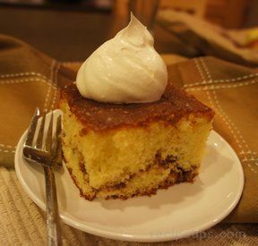 Honey Bun Bundt Cake From Scratch