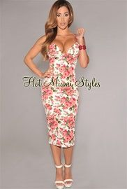 Rueda miami style dress