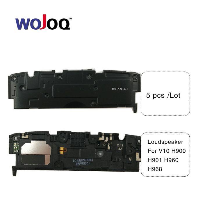 5 Pcs/Lot, WOJOQ Original Buzzer Ringer Loudspeaker Loud speaker Module Replacement Part for LG V10 H900 H901 H960 H968. Yesterday's price: US $68.80 (55.83 EUR). Today's price: US $61.23 (49.99 EUR). Discount: 11%.