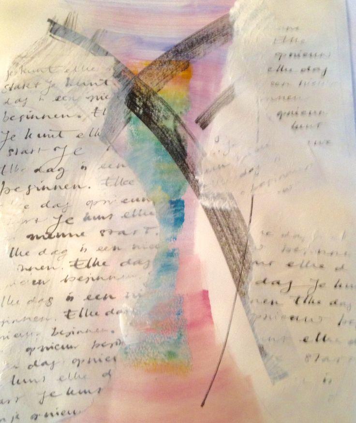 Tekst met abstract