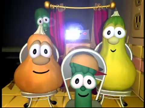 VeggieTales Song of the Cebu Silly Song | funny ...