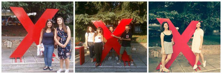 TedXuom was at Thessaloniki International Fair