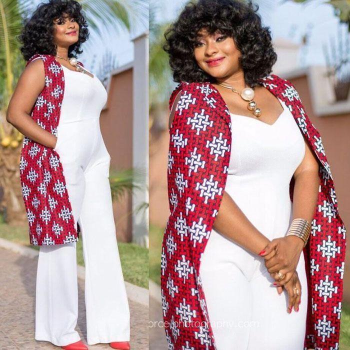 Latest Trendy Ankara Jackets And Blazers Styles African Woman
