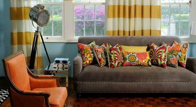 RETRÔ ALEGRE - decoração para casa www.decorin.com.br
