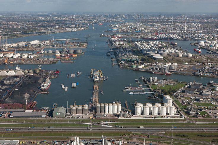 Botlek Rotterdam (jaartal: 1990 tot 2000) - Foto's SERC