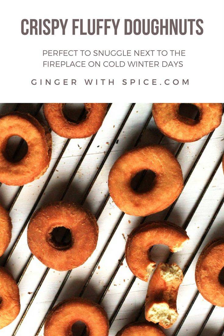Crispy and fluffy doughnuts that are both delicious right out of the Dutch oven, and when they have cooled and the taste has properly developed. Perfect pair with a hot chocolate! Click for the recipe.