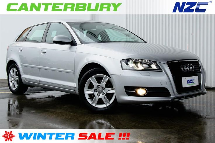 Best deal on used car 2012 Audi A3 SPORTBACK 1.4TFSI TURBO LOW KMS has 1400cc petrol engine. It has 5 doors with hatchback. The odometer of car is 59,000 km. It has fat transmission. The car has silver exterior color. Visit here for more information: http://www.nzc.kiwi/used-car/2012-Audi-A3/8574
