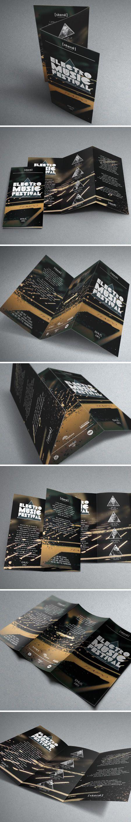 Brochure // EMUS // Electronic Music Festival