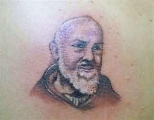 Tags Padre Pio  Tattoo Ritratti