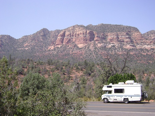 Travel across the country in an RV with great geo-friends and cache across country.  Complete all U.S. States.