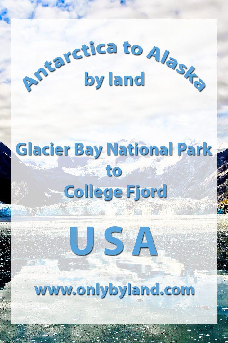 Glacier Bay National Park to College Fjord