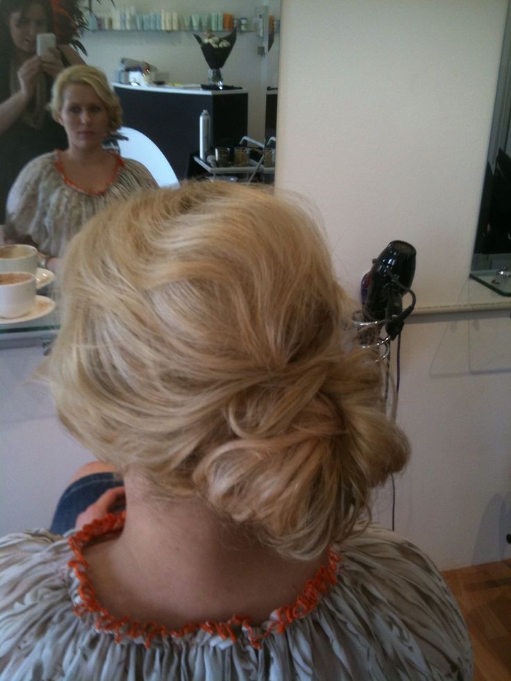 Upstyle bridal create by me