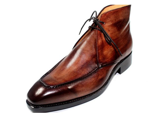 Handcrafted Derby Boot. #Aim2Win