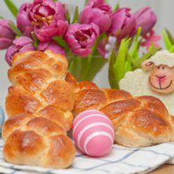 Osterbrot: Süßes mit Tradition   ichliebebacken.de