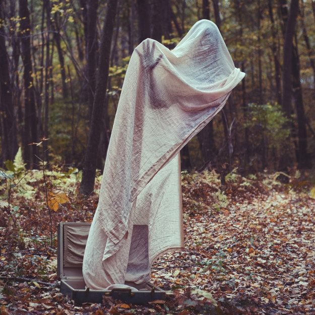 11 Deeply Unsettling But Strangely Beautiful Photographs To Spook And Intrigue You
