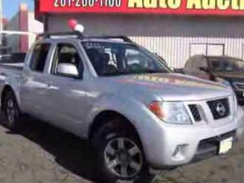 2011 #Nissan #Frontier SV #V6 #Truck - #NJ #NY State Auto #Auction | #JerseyCity