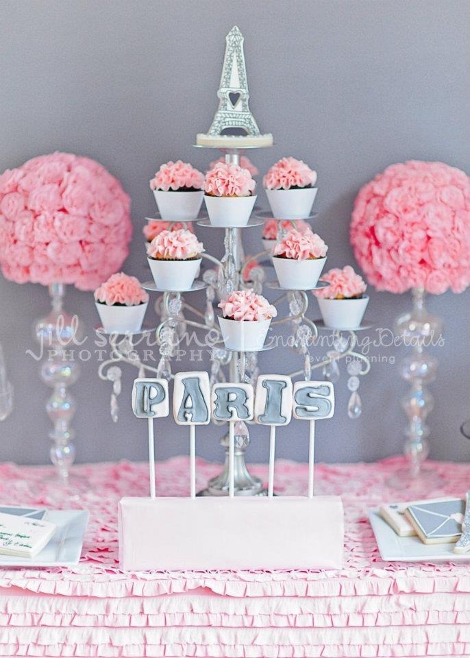 A Parisian party