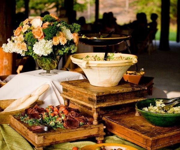 best 25 buffet table settings ideas on pinterest table. Black Bedroom Furniture Sets. Home Design Ideas