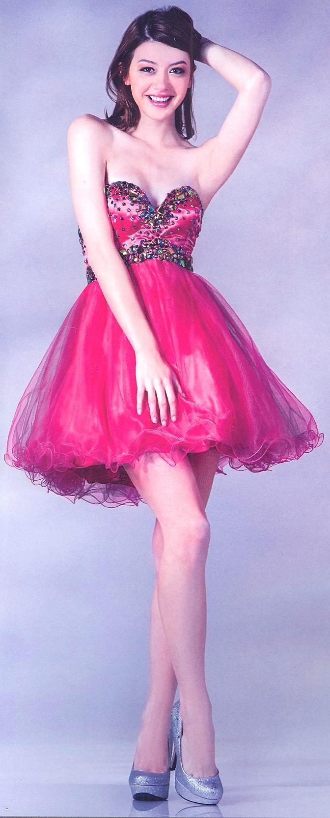 Mejores 45 imágenes de dresses en Pinterest | Vestidos bonitos ...