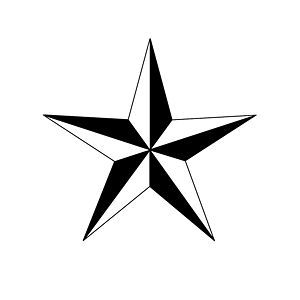 Draw a Nautical Star