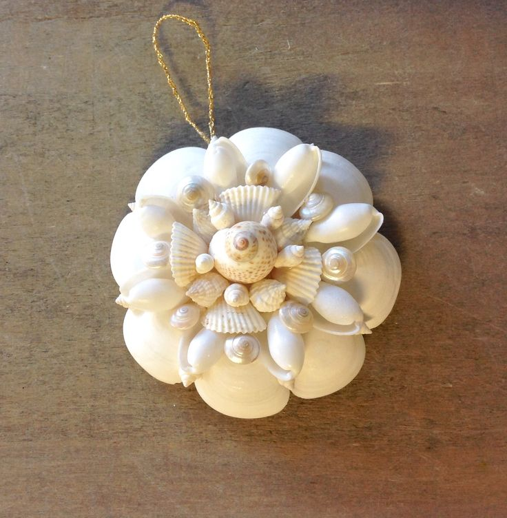 1000+ Ideas About Seashell Christmas Ornaments On