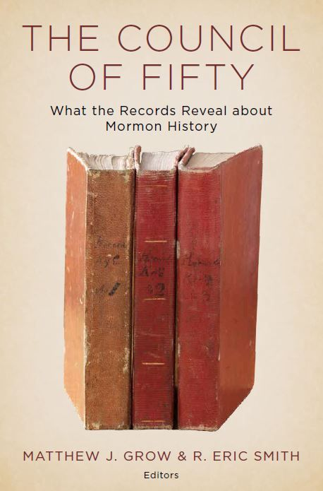 """In January 2018, I had the privilege to interview two historians associated with the Joseph Smith Papers Project: Matthew J. Grow and R. Eric Smith. Both scholars served as editors for the 2017 publication, """"The Council of Fifty: What the Records Reveal about Mormon History."""" Kurt Manwaring: Welcome! Before we begin, could you tell us…"""