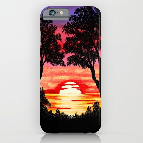 Artist Tracey Lee Art Designs. Protect your iPhone with a one-piece, impact resistant, flexible plastic hard case featuring an extremely slim profile. Simply snap the case onto your iPhone for solid protection and direct access to all device features.
