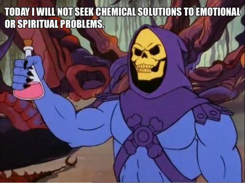 Skeletor Daily Affirmations lol