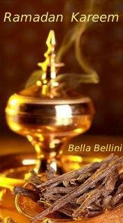 Best wishes to all Bella's and Beau's #Observing the #Holy_Month of #Ramadan from #Dawn to #Dusk. A Blessed #Ramadan_Kareem to you all during this time of #Spiritual_Reflection. ♥ Bella ♥