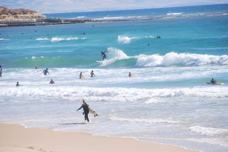 Surfing Port Noarlunga South - Southport