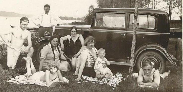 15/163 FOTO BADEMODE BADEANZUG BADEKAPPE OLDTIMER in Antiquitäten & Kunst, Fotografie & Fotokunst, Vor 1940 | eBay!