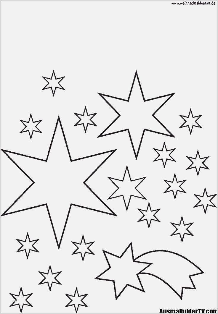 Stern Vorlage Zum Ausdrucken A4 Beste Sterne Zum Ausmalen ...