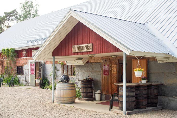 Alahovin viinitila Kuopio