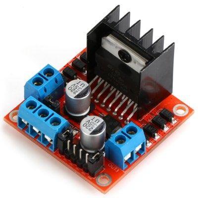 L298N <b>Motor</b> Drive <b>Board Module</b> | Multi