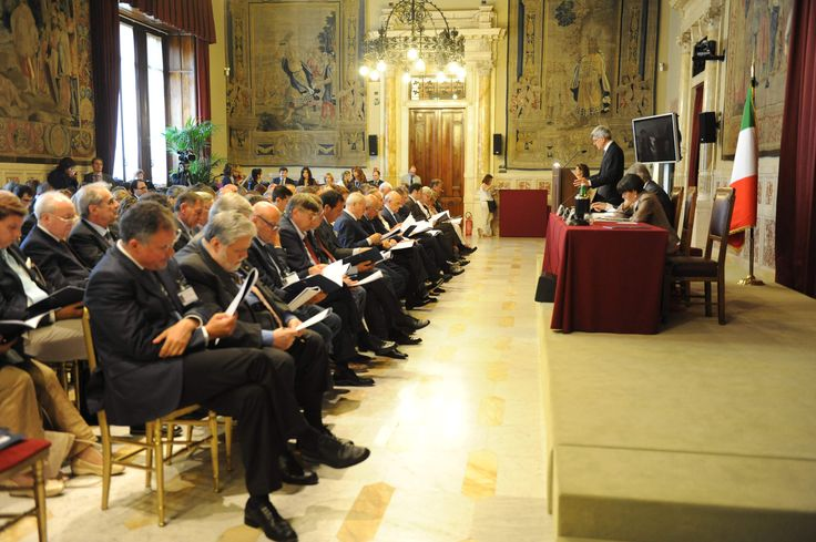 Presso Sala della Regina - Montecitorio